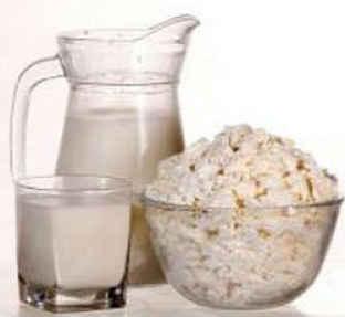 Как снизить вес_молоко обезжиренное