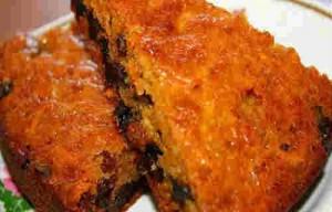 Рецепт морковника_готовое блюдо