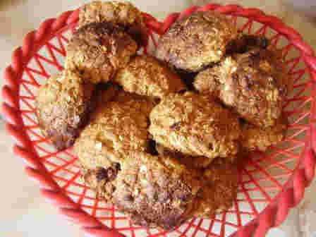 Овсяное печенье в домашних условиях_как приготовить