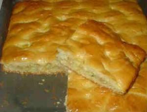 Рецепт пирога с начинкой_готовится ночью