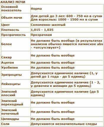 Может ли при увеличенной почке быть хороший анализ мочи медицинская справка гибдд киевская