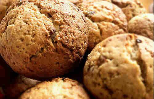 Овсяное печенье с медом_рецепт