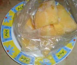 Вкусные оладьи на кефире_натереть лодочки из кабачков