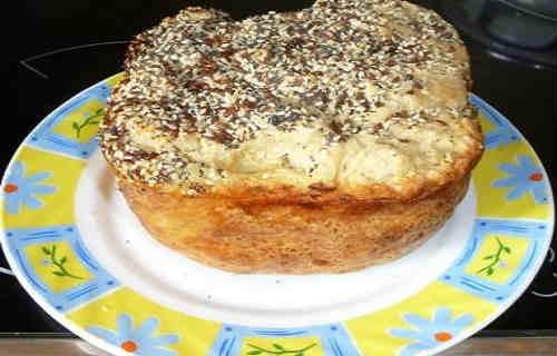 Рецепт пшеничного хлеба в хлебопечке_пошагово
