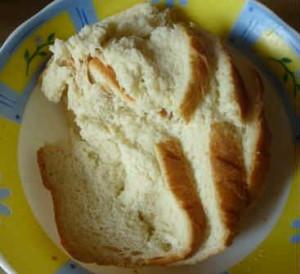 Запеканка со шпинатом_замочить белый хлеб