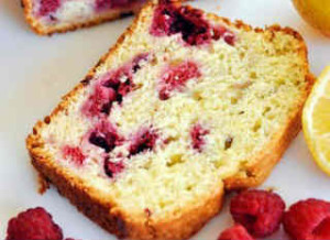 Рецепт кекса с малиной_как приготовить