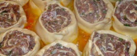 Рецепт ленивых пельменей_приготовленное блюдо