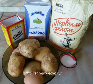 Драники из картошки_рецепт