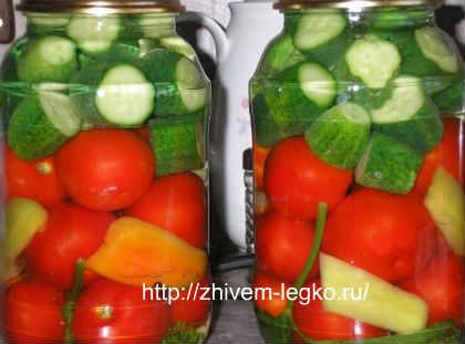 Как закатывать банки правильно_закатываем огурцы и помидоры