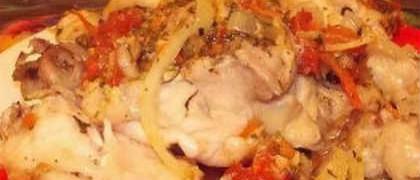 Курица в банке в собственном соку_рецепт