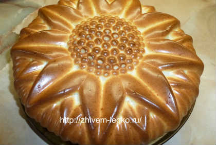 Кекс творожный рецепт с фото пошагово_готовый кекс