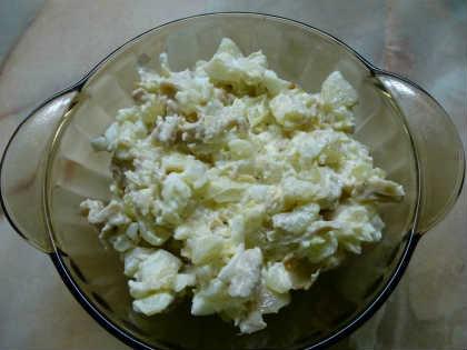 Салат с консервированными кальмарами, самый вкусный_ рецепт