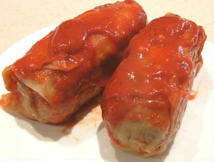 Как делать голубцы из капусты_ голубцы в духовке в томатно сметанном соусе