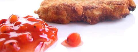 Свиная отбивная на сковороде-рецепт с фото_готовые отбивные на тарелке