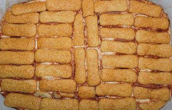 Тирамису-рецепт классический в домашних условиях_печенье савоярди