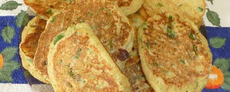 Кабачковые оладьи рецепт с фото пошагово_кабачки на тарелке
