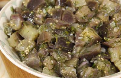 Баклажаны как грибы рецепты быстро и вкусно_маринованные