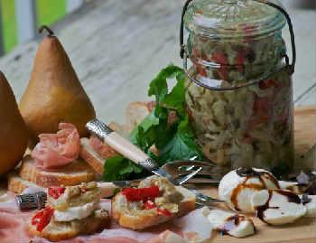 Баклажаны на зиму лучшие рецепты, как грибы_с чесноком