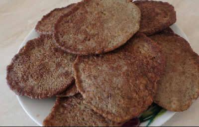 Печеночные оладьи из говяжьей печени рецепты_ с гречневой кашей