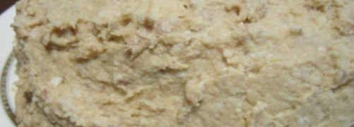 Рецепт форшмака из селедки, самый популярный_как приготовить