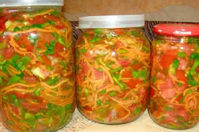 Заправки для супов на зиму в банках_с морковью, луком, помидорами