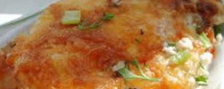 Рыба в духовке под майонезом и сыром_рецепт