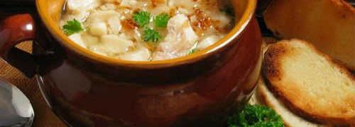 Как приготовить рыбу в духовке простой рецепт_в горшочках