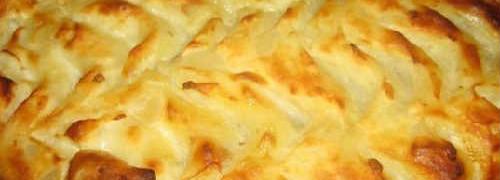 Как сделать картофельную запеканку _ в духовке