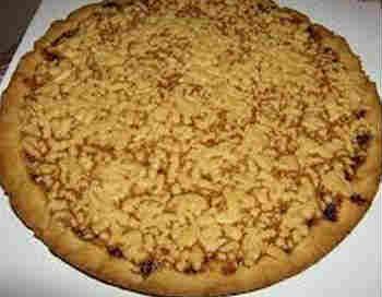 Вкусная выпечка из творога_тертый пирог