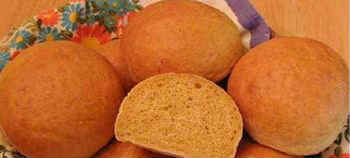 Вкусные булочки_морковные
