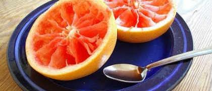 Грейпфрутовая диета для похудения_на 4 недели