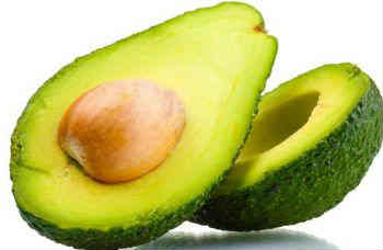 Рецепты полезного завтрака_салат с авокадо