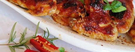 Маринованные куриные крылышки_рецепт приготовления