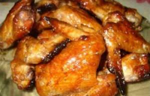 Маринованные куриные крылышки_рецепт