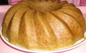 Рецепт печеночного кекса_готовое блюдо