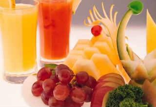 Питание и продукты для улучшения зрения