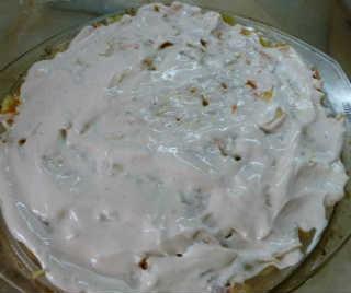 Рецепт капустной запеканки с фото_ смешать сметану