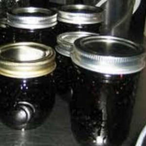 Как варить варенье_варенье из черной смородины