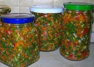 Заправка для супов на зиму_рецепты