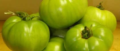 Икра из зеленых помидор на зиму_простой рецепт