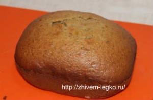 Кекс в хлебопечке, рецепт простой и вкусный_выпекать