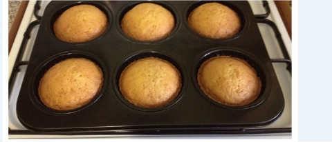Лимонный кекс рецепт с фото пошагово_ в формочках