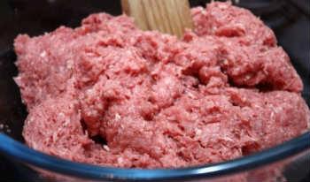 Пельмени сибирские, рецепт пошаговый с фото_фарш для пельменей