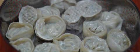 Пельмени сибирские, рецепт пошаговый с фото_пельмени в кастрюльке