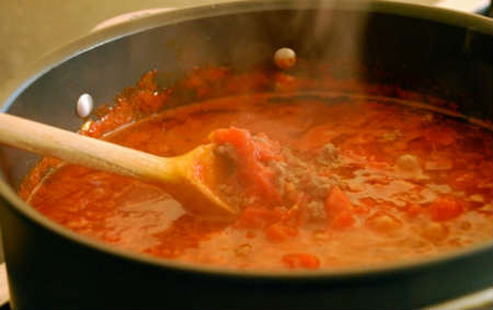 Соус болоньезе-рецепт в домашних условиях_как приготовить