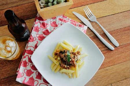 Соус болоньезе-рецепт в домашних условиях_паста