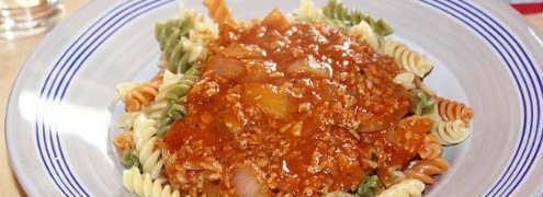 Соус болоньезе-рецепт в домашних условиях_ паста с соусом