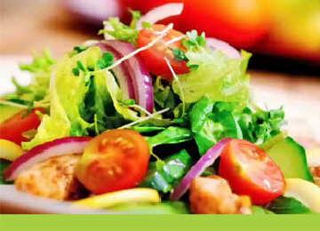 Салат с кальмарами и огурцом-самый вкусный рецепт