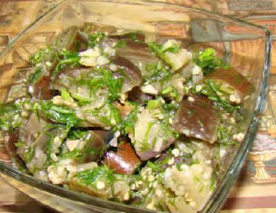 Баклажаны как грибы рецепты быстро и вкусно_жареные в яйце