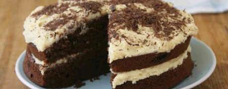 Кофейный торт рецепт с фото_как приготовить